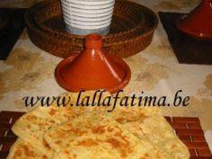 Crêpes marocaines (M'samen)