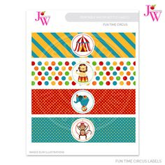 Circus Theme Party, Party Themes, Image Fun, Journal Layout, Good Times, Carnival, Circus Circus, Printables, Baby Shower