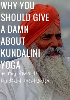Why you should give a damn about Kundalini Yoga + My Favorite Kundalini Meditation. Why you should give a damn about Kundalini Yoga + My Favorite Kundalini Meditation. carla castaflisse Yoga There is no […] Yoga Kundalini Yoga, Quit Drinking, Yoga Quotes, Yoga Mantras, Sobriety, Mindfulness Meditation, Easy Meditation, Yoga For Beginners, Beginner Yoga