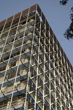 GOR Building, Ciudad de México, 2003 - Pascal Arquitectos