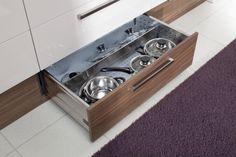 Brakuje ci miejsca na przechowywanie w kuchni? Mamy 12 pomysłów na kuchenne…