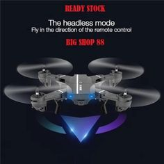 Altitude Hold HD Camera WIFI FPV RC Quadcopter Pocket Drone Selfie Foldable Features: brand new and high quality Body battery: lithium battery 9 Drone With Hd Camera, Box Camera, Foldable Drone, New Drone, Rc Helicopter, Drone Quadcopter, Aerial Photography, Drone Mini, Pocket