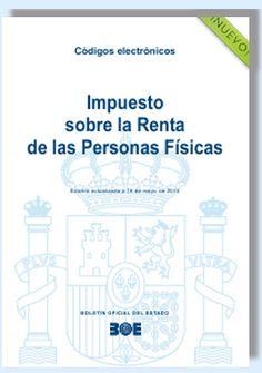 Derecho Tributario y Financiero. Impuesto sobre la Renta de las Personas Físicas.