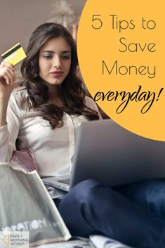 Easy tips to save money every day on simple things. Money Tips, Money Saving Tips, Theory Of Change, Online Business Opportunities, Budget Binder, Making A Budget, Money Saving Challenge, How To Attract Customers, Budgeting Money