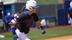 Nicole DeWitt recorded a pair of RBI in Florida's series-clinching win over Tennessee.   Saturday, March 19, 2016