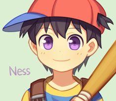 Ness - Tumblr