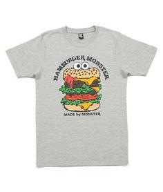 Hamburger Monster