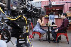 """Schmidt + Jess in """"Dice."""""""