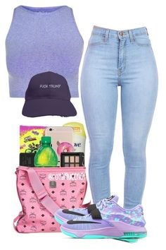 """pagent the pain away"" by simoneswagg on Polyvore featuring Free People, NIKE, women's clothing, women's fashion, women, female, woman, misses and juniors"