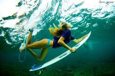 Pro Surfer Alana Blanchard