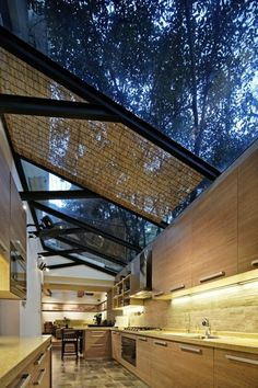Glass Ceiling Design and Ideas - The ceiling doesn't appear breakable. Truly, there's no glass ceiling when you look right through it. A glass ceiling is truly a set of stereotypes wh. by Joey