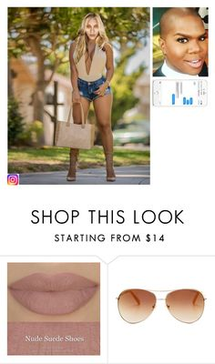 """""""Caption: Errands w/ a whole lotta Lawrence😼"""" by kitanagoddess ❤ liked on Polyvore featuring beauty, castro and Tommy Hilfiger"""