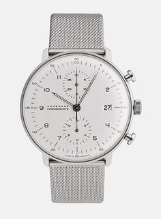 Junghans : Max Bill by Junghans