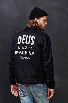 Deus Ex Machina Workwear Jacket - Urban Outfitters