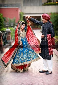Pakistani Wedding Dresses | Irfan Ahson Photos 104 width=