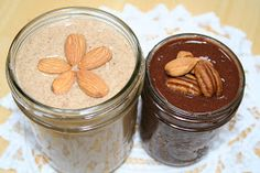 Budget Paleo...Made Easy: Chocolate Pecan/Almond Nut Butter