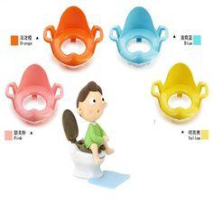 Child Toilet Seat Lovely Duck Children\'s Potty Training Girls Boy ...