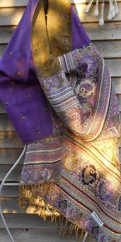 Festival Pashmina ,Purple and Green Shawl,Cashmere Shawl,Paisley Pashmina,Concert shawl, Serape, Mother of the Bride Shawl,Best Friend Gift