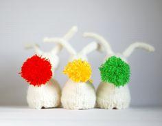 Easter bunny for keeping warm breakfast egg  pdf by deniza17