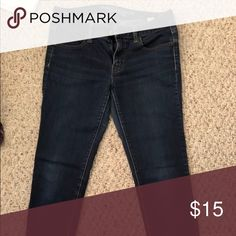 american eagle jeans dark skinny jeans American Eagle Outfitters Jeans Skinny