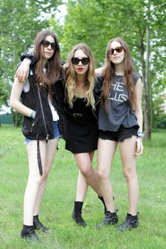 The ultimate guide to dressing for a music festival!