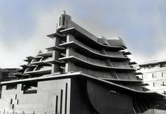Chiesa di Santa Maria della Visitazione   1965-71   Rome, Italy   Saverio Busiri Vici