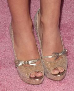 Olivia Holt Shoes - Bella Thorne's Quinceanera