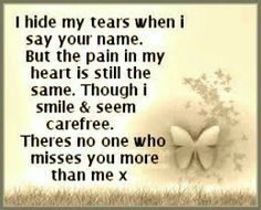 Don't you ever think because I'm able to smile and seem happy that I don't miss my Gus ! I grieve! I CRY and scream and no one misses you like I do. I Miss You So Very Much Gus ❤❤❤💔💔💔 Miss Mom, I Miss You, Miss My Dog, Dog Quotes, Life Quotes, Miss U Mom Quotes, Attitude Quotes, Mom In Heaven Quotes, Heaven Poems