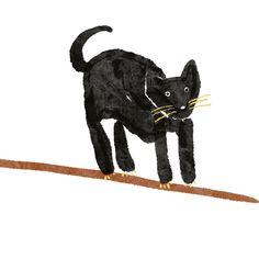 누구냥 Panther, Bookends, Illustration, Animals, Home Decor, Animales, Decoration Home, Animaux, Room Decor