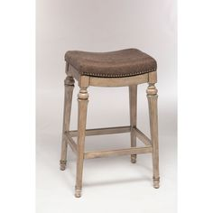 Rectangular stools are on-trend and unexpected, and Hillsdale's Vetrina stool is a showstopper in multiple colors.