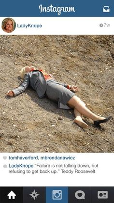 And finally:   Community Post: If Leslie Knope Had Instagram