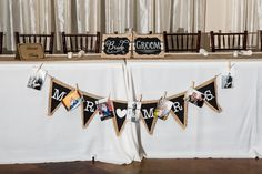 Photo Credit: b. alyse photography Cute Bridal Party Table Signage Venue: The Orchard Event Venue http://www.theorchardtx.com. Hidden in a quiet corner of the Fort Worth  metroplex is The Orchard, a new, state of the art venue that will serve as the perfect backdrop for all of life's special occasions. Outdoor Wedding Venue | Fort Worth Wedding Venue | Rustic Wedding Venue | Country Wedding Venue | Elegant Wedding Venue