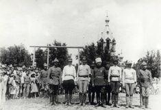 #FahreddinPaşa  #Kars'ta Osmanlı-Rus sınır komisyonu üyeleri ile günümüzde Fethiye Camii olarak ibadete açık olan eski Aleksandr Nevski Katedrali'nin önünde ilgili heyet ile...