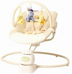 Childcare Swing 'N Spin Classic Pooh