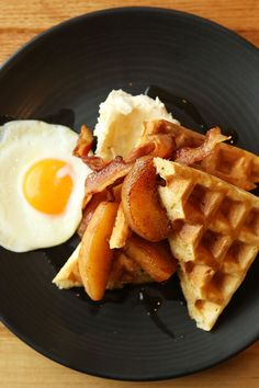 Not only does Footscray's favourite café serve reliably good breakfast, it also makes you want to live in a shipping container. The Breakfast Club, Best Breakfast, Recipe Of The Day, Waffles, Container, Restaurant, Meals, Make It Yourself, Live