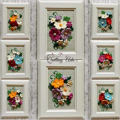Quilling by Ada: Flowers