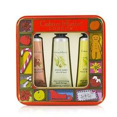 Just in ... Fruit And Botanic... & Flying out the door! http://www.zapova.com/products/fruit-and-botanicals-hand-therapy-tin-set-3x25g-0-9oz?utm_campaign=social_autopilot&utm_source=pin&utm_medium=pin