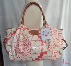 Adorable diaper bag...can't wait to pop out some babies so i can get it :)