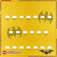 LEGO Minifigures Batman Movie Series Background – thanks to: http://www.lowefamily.com.au/2017/01/17/lego-minifigures-batman-movie-series-background/#en