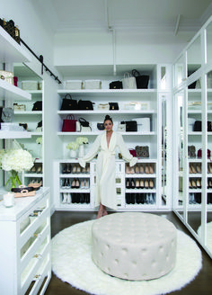 53 Elegant Closet Design Ideas For Your Home. Unique closet design ideas will definitely help you utilize your closet space appropriately. An ideal closet design is probably the only avenue towards go. Walk In Closet Design, Bedroom Closet Design, Master Bedroom Closet, Closet Designs, Spare Room Closet, Master Bedrrom, Closet Rooms, Wardrobe Design, Dressing Room Closet