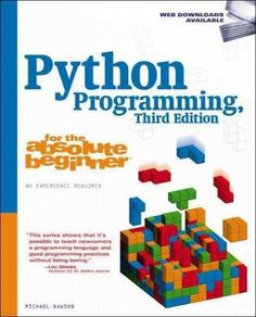 If you are new to programming with Python and are looking for a solid introduction, this is the book for you. Developed by computer science instructors, books in the for the absolute beginner series t