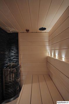 sauna,kylpyhuone,kiuas,saunan lauteet,vaalea sauna