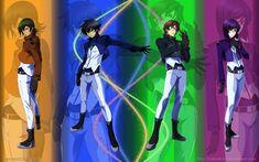 gundam 00 | Gundam 00 wallpaper by rekcaHoN on deviantART
