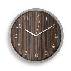 Woody Wall Clock, $6, now featured on Fab.