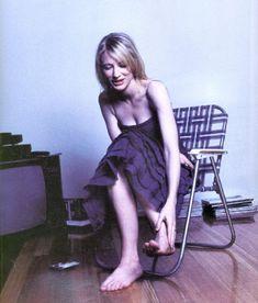 Cate Blanchett, Pavement Magazine '1999