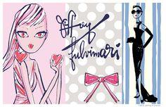 Jeffrey Fulvimari for Uniqlo. awesomeness!
