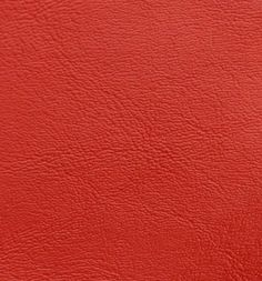 THICK RED FIRE RESISTANT RETARDANT FAUX ARTIFICIAL LEATHER LEATHERETTE UPHOLSTERY VINYL FABRIC PER METRE X 137 CM WIDTH