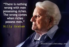 Here are some top Billy Graham Quotes. Billy lead hundreds of thousands of people to pray to receive Jesus Christ into their lives as Lord and Savior. Billy Graham Quotes, Rev Billy Graham, Billy Graham Sermons, Bill Graham, Spiritual Quotes, Wisdom Quotes, Bible Quotes, Fearless Quotes, Reality Quotes