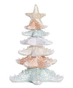 This Starfish Tree Décor is perfect! #zulilyfinds