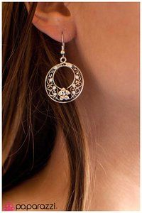 Silver Earrings from Paparazzi Jewelry